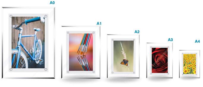 Snap Frame Led Light Box Malaysia Standee Pop Up Display