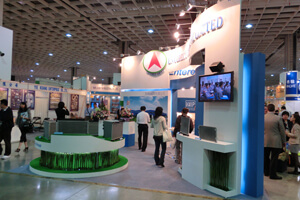 Exhibition Booth Contractor : Exhibition booths design malaysia display system supplier