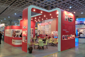 Exhibition Booth Number : Exhibition booths design malaysia display system supplier